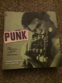 Punk! the history of punk book