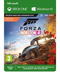 Forza horizon 4 [digital download] Fort Belvoir, 22309