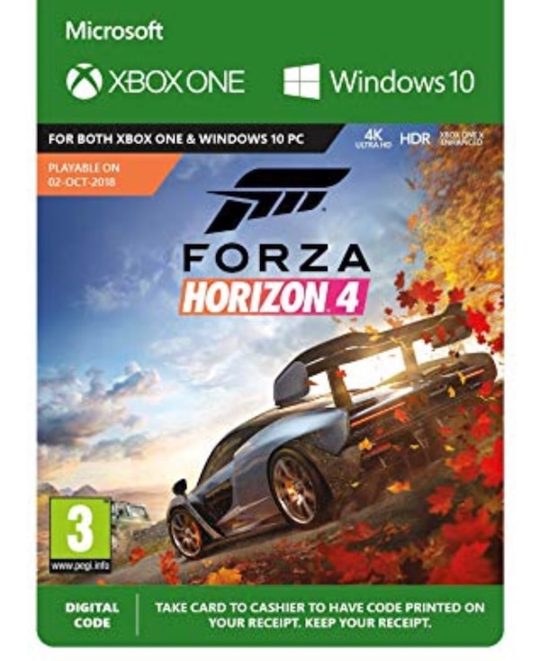 Forza horizon 4 [digital download]