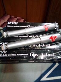 kYB gas shocks