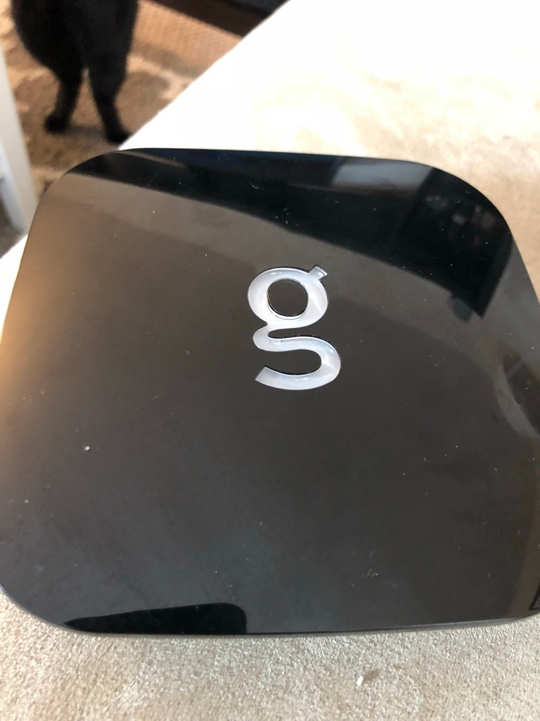 black TV box, used for sale  Vancouver
