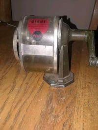 Antique  pencil sharpener