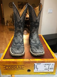 Men's Corrall Boots  Gardendale, 79758
