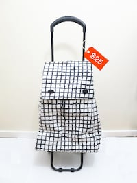 Shopping bag with wheels / Cart / Grocery Bag Vancouver