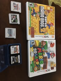 3ds and ds games  Corona, 92882