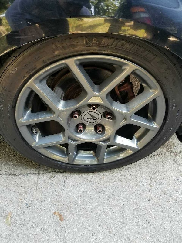 Used Acura Tl Type S Wheels With Tpms For Sale In Hauppauge Letgo - Acura tl type s wheels for sale
