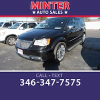 2012 Chrysler Town & Country Touring-L South Houston