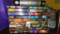 Star wars books Lubbock, 79415