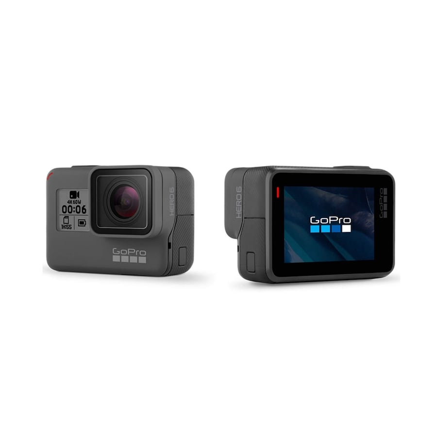 GoPro Hero 6 4K Black