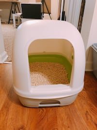 Purina Tidy Cats Breeze Hooded Cat Litter Box Columbia, 21045