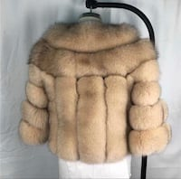 Real Fox Fur Coat Vaughan, L6A 0B4