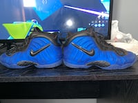 Air foamposite pro ,offer up Omaha, 68111