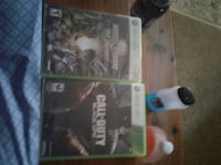 two Xbox 360 game cases Hopewell, 23860