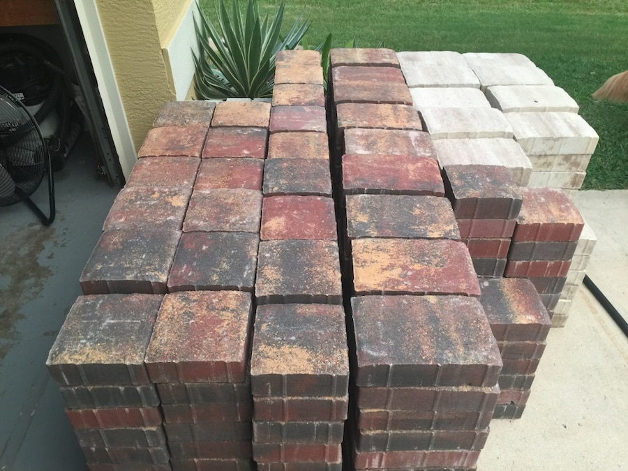 Patio Pavers Venice Fl : Description and pavers new each