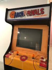 Arch Rivals Arcade game - good condition. Works/plays great  Fairfax, 22030