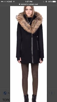 WOMANS BRAND NEW XS RUDSAK JACKET Richmond Hill, L4B