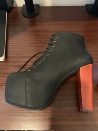 Jeffrey Campbell Lita -- never worn size 8