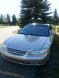 Honda - Accord - 2002 special Edition Spruce Grove, T7X 3H7