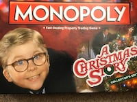 A Christmas Story Collectors Edition Monopoly Laurel, 20708