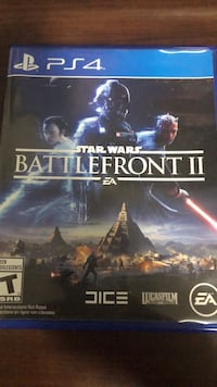 Starwars Battlefront 2 PlayStation 4 Toronto, M9V