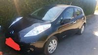 Transfer finance: 2014 S Nissan Leaf electric car Victoria