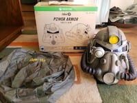 Fallout 76 T-51B Power Armor helmet, bag, and packaging West Des Moines, 50265