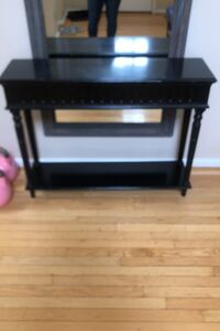 Console table wobbly a bit needs tlc  Boyds, 20841