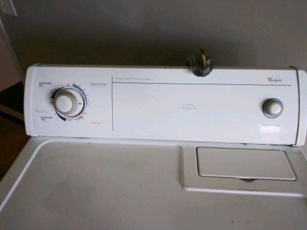Washer & Dryer - Matching Set 6ff629fc-793e-49a0-949c-b901143f7873