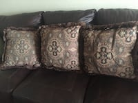 Brand New tapestry style pillows.  Lubbock, 79423