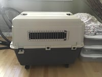 Medium/Large Dog Crate with Wheels Centreville, 20120
