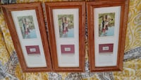 3 piece picture frames Saint Clair, 63077