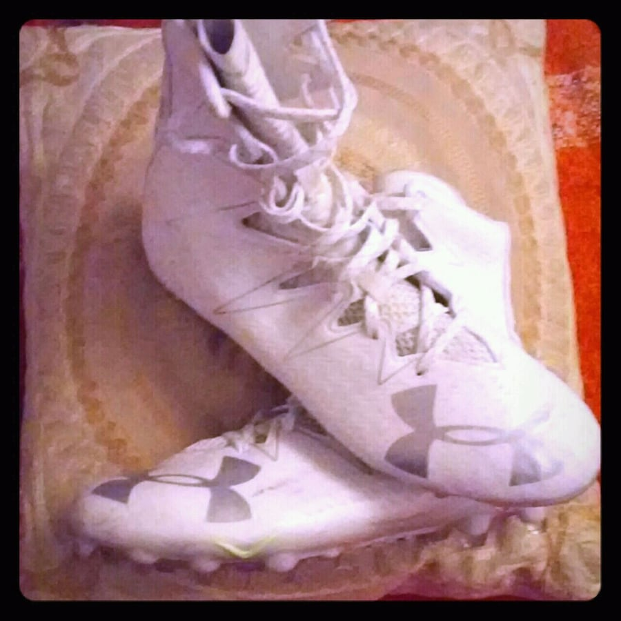 UNDER ARMOUR FOOTBALL RUBBER KLEETS