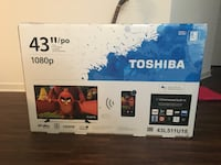 "43"" Toshiba LED TV with built in Chromecast Rockville, 20852"