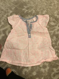 Carters baby girl shirt  Los Angeles, 90018