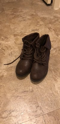 Brown Boots! Washington, 20037