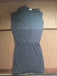 DKNY grey dress Hong Kong