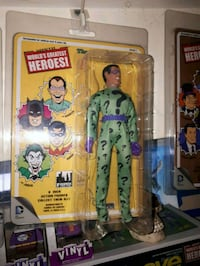 worlds greatest heros the riddler fig Toronto, M8W 4T9