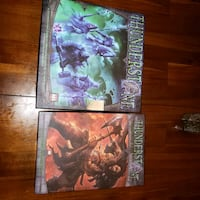 Thunderstone board collectible card game w/ expansion Millersville