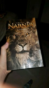 Narnia by C.S. Lewis book Laval, H7K 3C1