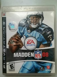 PS3 EA Sports Madden NFL 08.