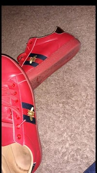 Red Gucci Shoes  Humble, 77346