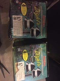 2 boxes brand new just water logged boxes plus open box of used  Joliet, 60586