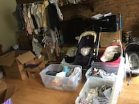 Indoor yard sale babies stuff and other  Rockville, 20853