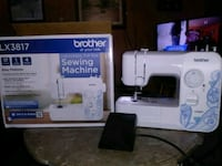Brother LX3817 Sewing Machine  Citrus Heights, 95610