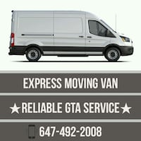 local moving movers Mississauga