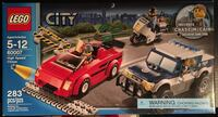 LEGO City High Speed Chase Set 6007 - NEW AND UNOPENED
