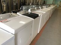 Top load washer and dryer set 10% off Reisterstown, 21136
