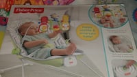 Fisher price bouncer new