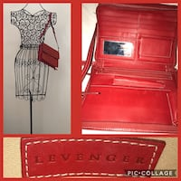 red leather leather crossbody bag Las Vegas, 89141