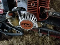 white Stihl PS90 chainsaw Vancouver, 98662